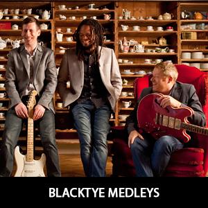 Blacktye Wedding Band